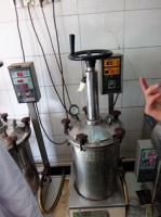 煎じる専用の機械
