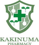 カキヌマ薬局ロゴ